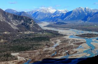 fiume-tagliamento-friuli-montagna